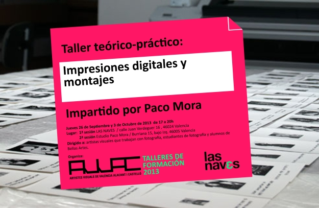 taller Paco Mora