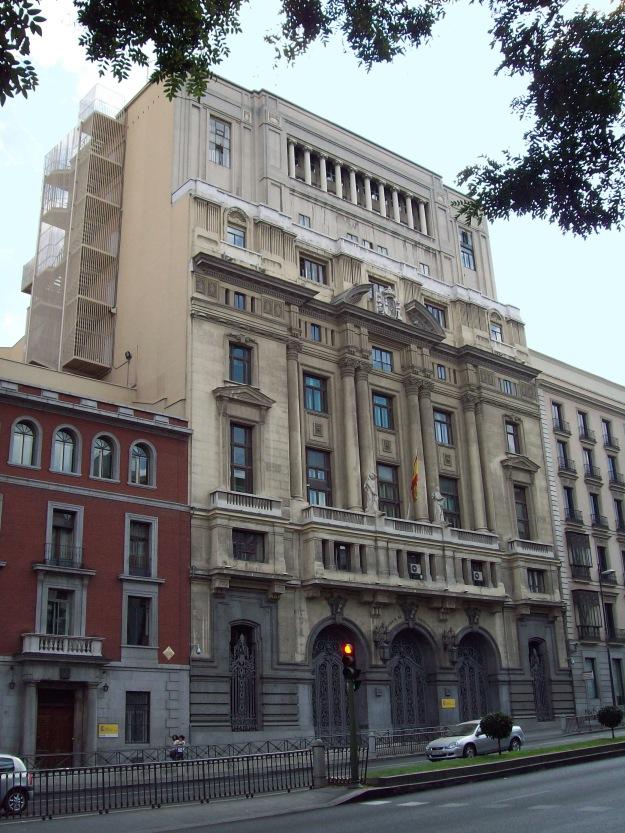 Ministerio de Educación de España (Madrid) 01