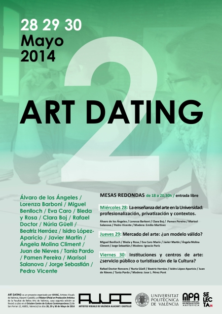 cartel art dating con profs y horario copia