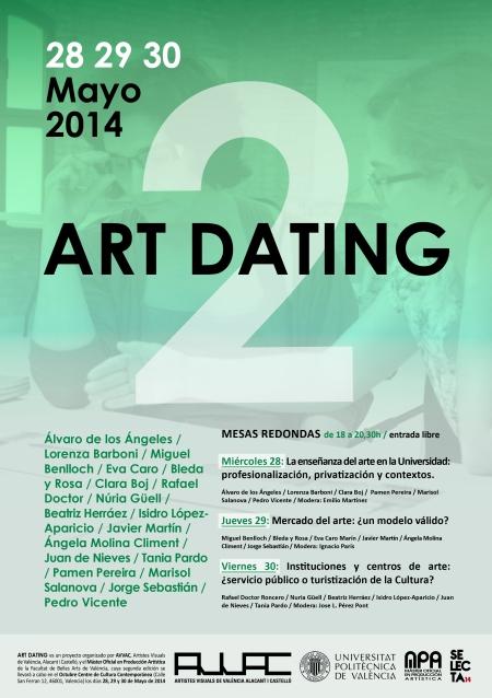 cartel art dating con profs y horario copia