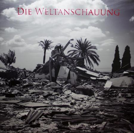 Die Weltanschauung-Serie La Naturaleza del Derrumbe  Mixta sobre tela 2014